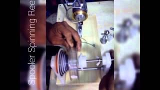 Cara merawat spool reel pancing,alat penggulung benang pancing/kenur,spooler spinning reel