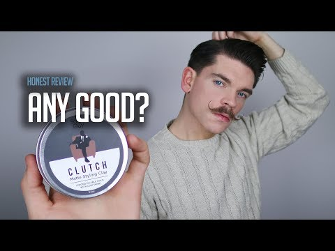 CLUTCH Clay Review | Is It A Wax Or A Clay!?