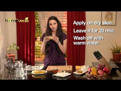 Skin Care  Dry Skin - Natural Ayurvedic Home Remedies