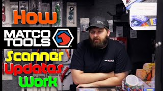 Matco Tools: How Scanner Updates Work With Matco Scan Tools