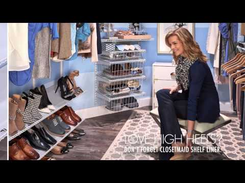 Shoe Storage - QuickTip Episode 9