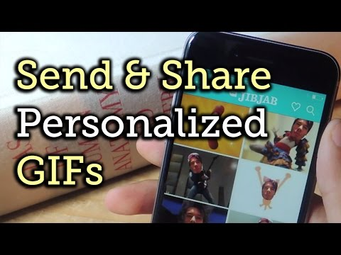Use Your Face to Create Your Own Personalized GIFs on iOS [How-To]