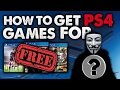 How to download FREE !!! PS4 GAMES ( 2017 february - 2017 march) 100% LEGIT working !!!!