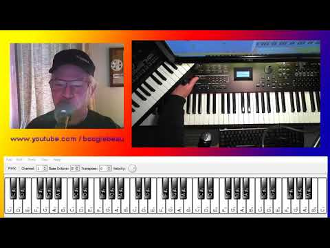 How To Play   96 Tears / Ninety Six Tears on the electronic keyboard