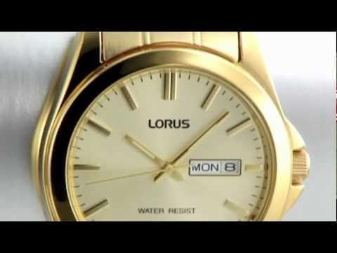 Lorus RJ608AX9 Gents Watch