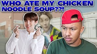 J-Hope Is A Person!| |J-hope 'Chicken Noodle Soup (feat. Becky G)' MV | Reaction/Review