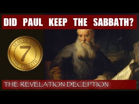 Did Paul Keep The Sabbath?