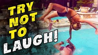 TRY NOT TO LAUGH 🤟 COMPILATION FAILS EVERY WEEK 😝 Ultimate Funny Fails 2020 😜 Funny Compilation 😜