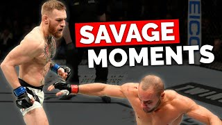 Breaking Down Conor McGregor's Most Savage Moments