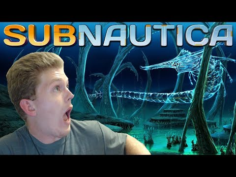 THE GHOST LEVIATHAN'S REALM | Subnautica #6 (Live!)