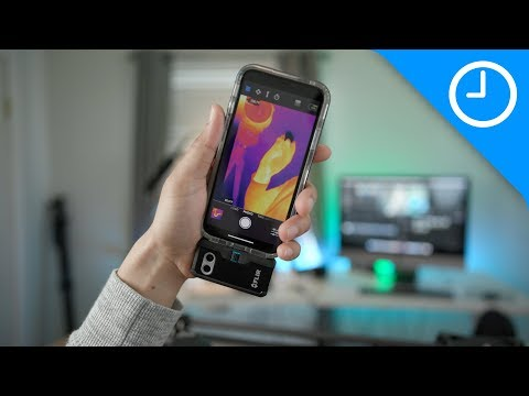 Flir One Pro Thermal Imaging Camera, a great tool for homeowners [9to5Mac]