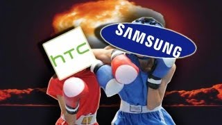Samsung vs HTC: Samsung cheats, or is it better?