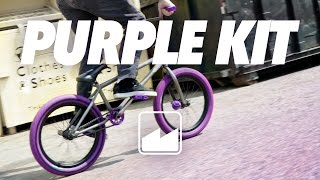 Merritt BMX : The Power of Purple