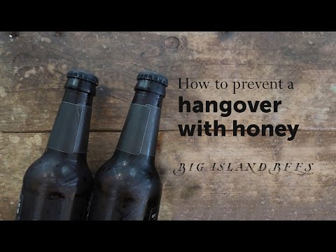 How to Prevent a Hangover - 3 Easy Ingredients