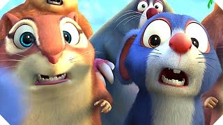 THE NUT JOB 2 Trailer (2017) Animation Movie HD