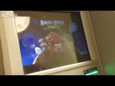 How to play free games with any ATM cash machine