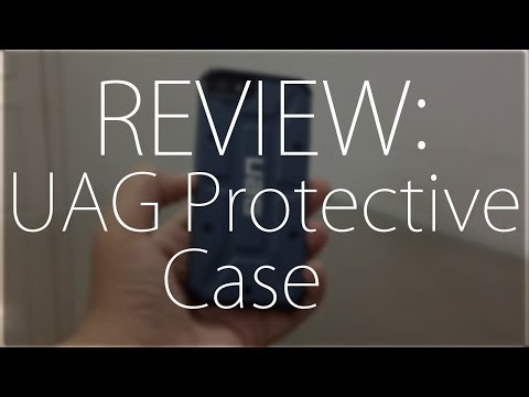 Review : UAG Scout/Aero Protective Case For iPhone 5/5s