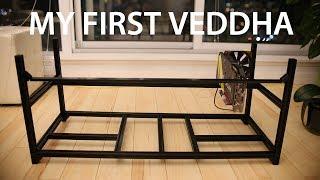 Veddha Minercase V3C 8-Bay Mining Frame