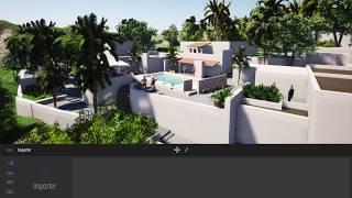 TwinMotion 2019 - Camera Basics