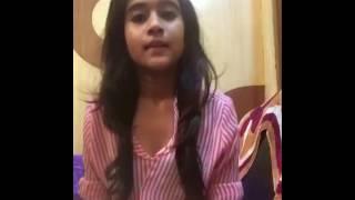 Deepthi Sunaina Dubsmash For Tapsee Pannu Dialogue || Prabhas