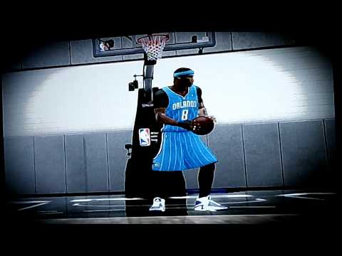 NBA 2K12 My Player Signature shoe commercial
