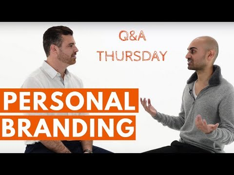 How to Create a Personal Brand and Get Noticed | Secrets Behind the