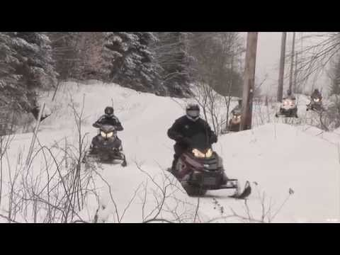 Snowmobile Rookie Ride