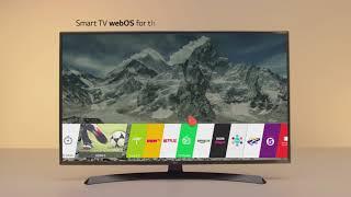 LG Ultra HD 4K TV | UJ670V | Product Video