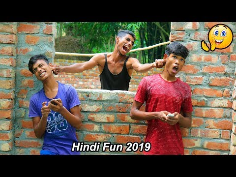 Xxx Mp4 Indian New Funny Video😄 😅Hindi Comedy Videos 2019 Episode 48 Indian Fun ME Tv 3gp Sex