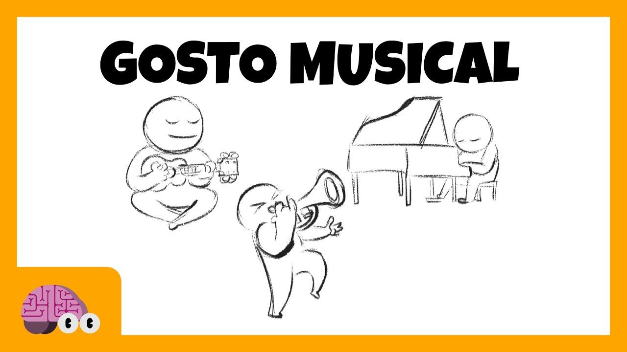 O QUE GOSTO MUSICAL TEM A VER COM PERSONALIDADE?