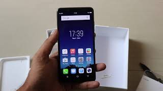 Vivo V7 Plus Unboxing, Camera, features and First Impression