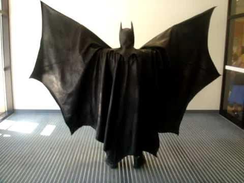 1989 Batman Cape replica)  (cape for sale)