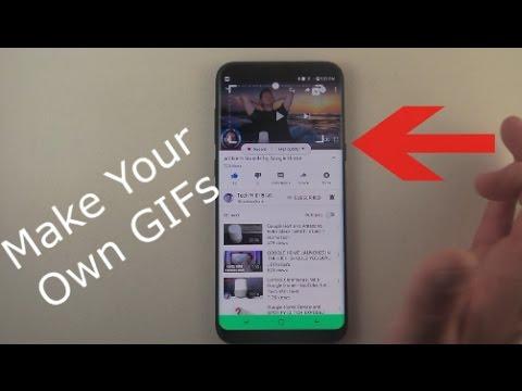 GIF Animator | Samsung Galaxy S8/S8+
