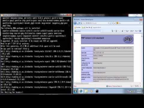 Tutorial Konfigurasi Web dan Mail Server di Ubuntu 14.04