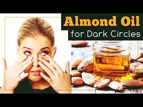 Almond Oil for Dark Circles: Why It Works, and 3 Ways to Use It