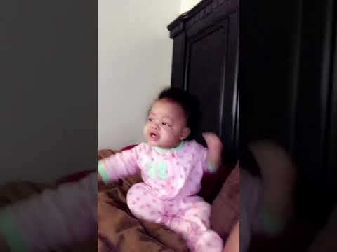 7 month old already having tantrums