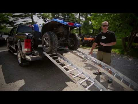 How To Load Your ATV Into Your Truck