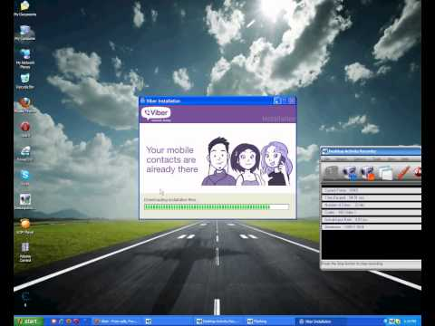 how to download Viber For PC and make free call