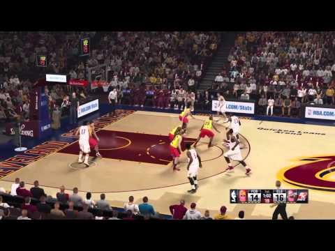 NBA 2K15 - Consistent Splashes