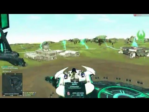 03.05.2016 - ErtaLee - PlanetSide2 - Cobalt - Practicing reverse maneuver :)