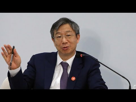 China's Banking Chief sees more room in opening-up of financial sector