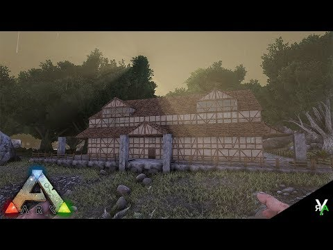 COUNTRY RANCH HOME!!- Ark Building Montage Monday EP 79