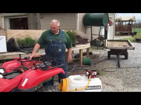A Review of the NorthStar Tow Behind Tree/Orchard Sprayer.