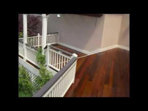 Floor Sander St. Louis | Refinish Wood Flooring | 314-640-6920