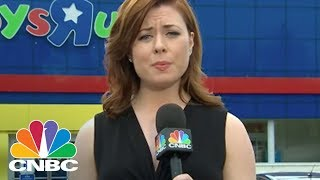Toys R Us Spokesperson: Bankruptcy Is