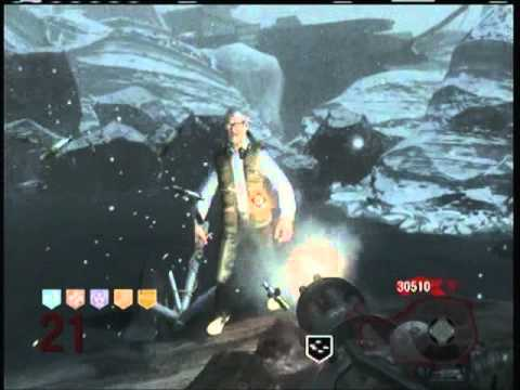 call of the dead:killing george second time
