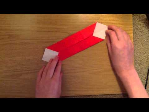 How to make an origami box-Easy!!