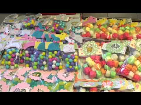 Easter treat bags share