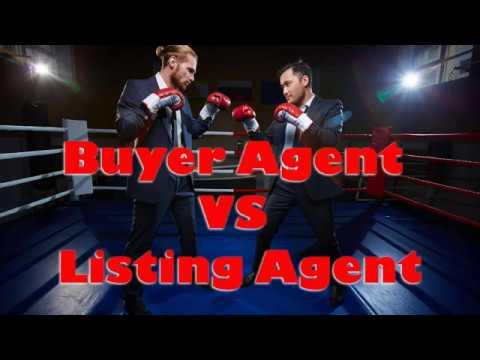 Buyer Agent vs Listing Agent
