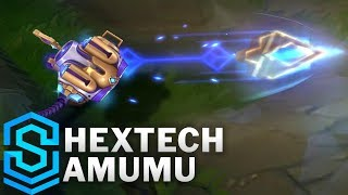 Hextech Amumu Skin Spotlight - League of Legends